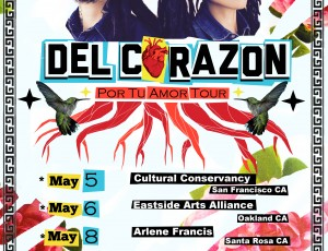 introducing…DEL CORAZON