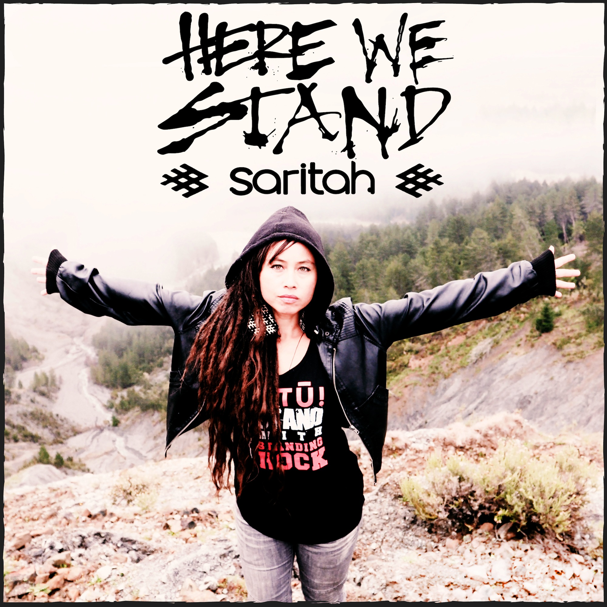 HERE WE STAND new single + video OUT NOW!! — Saritah Music